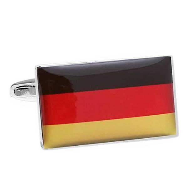 독일 국기 커프스
