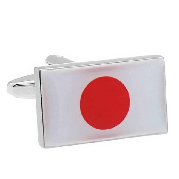일본 국기 커프스