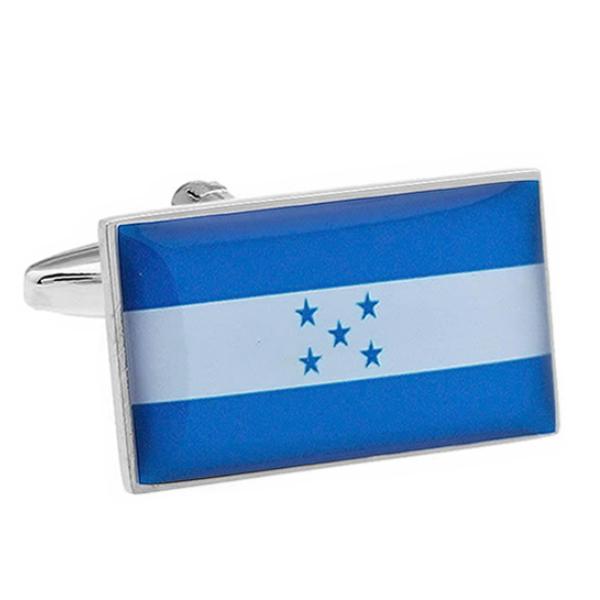온두라스 국기 커프스