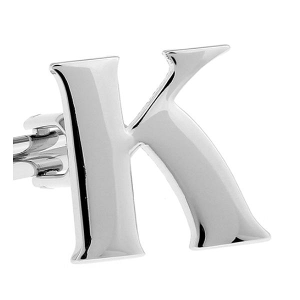 이니셜 알파벳 K커프스