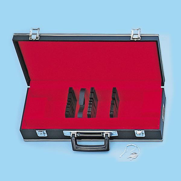 레자 케이스 6자루 수납 공공칠가방